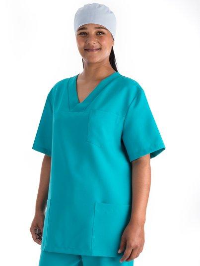Unisex, Short Sleeve , SilverLife Scrub top