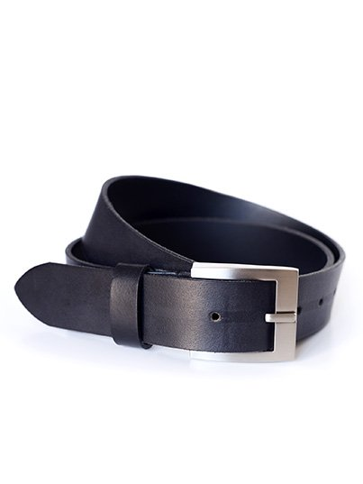 Men's Classic Genuine Leather 35mm Belt.  This smart leather belt,  100% Leather