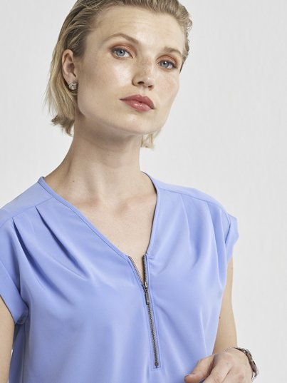 Relaxed Fit, Short sleeve boxy kimono top. Approx. 68cm Centre back Length