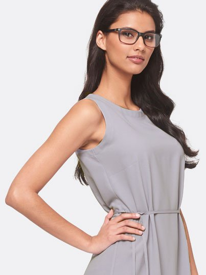 Classic Sleeveless, Shift Dress , unlined. Approx 93cm from centre back. Please note leather belts are not included.