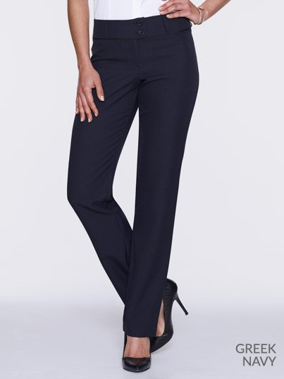 Fitted, low rise, skinny pants. Approx. 81cm inner leg
